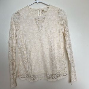 Dressy Lace Long Sleeve
